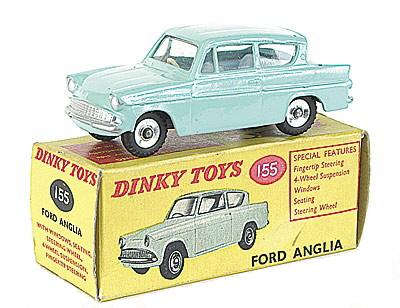 Dinky car