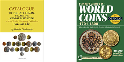 Coin catalogue