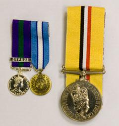 Court medals
