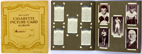 Trade cards